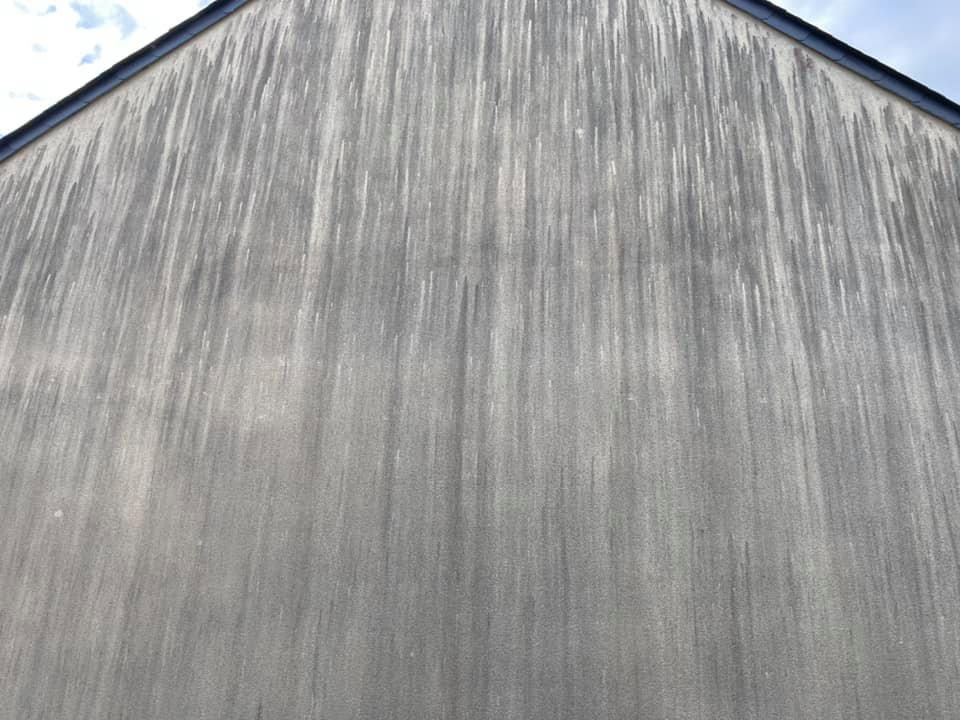 nettoyage facade crepi maison