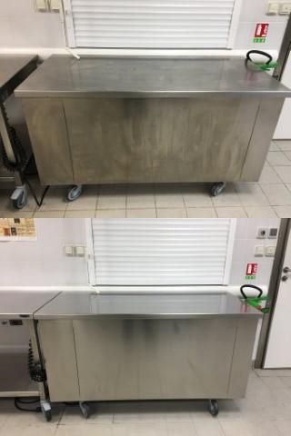 nettoyage cuisine restauration savenay