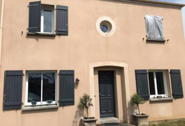 nettoyage façade apres renovap