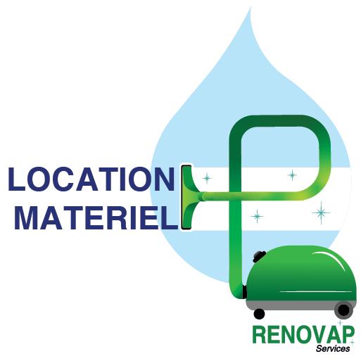 LOCATION MATERIEL RENOVAP services